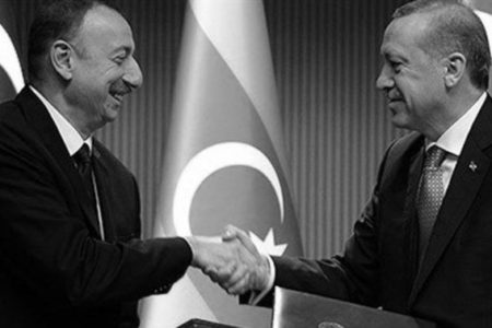 CUMHURBAŞKAN'I ERDOĞAN'DAN, ALİYEV'E TEBRİK TELEFONU